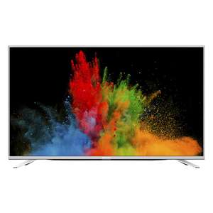 Sharp, Ultra HD LED TV 139cm (55 Zoll), LC 55CUF8462ES, SmartTV, Triple Tuner bei real