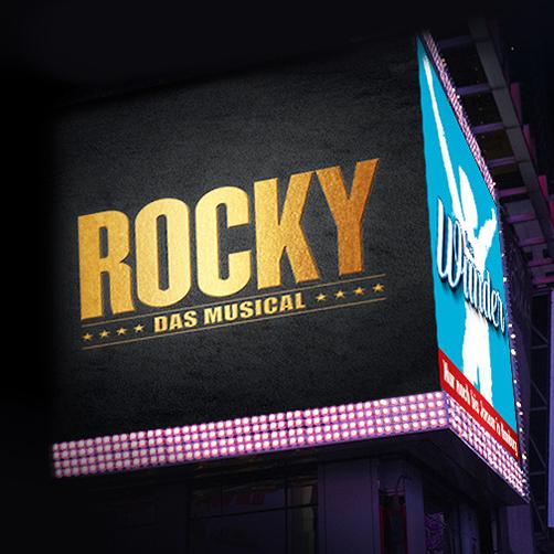 """Stage Musicals """"Rocky"""" und """"Das Wunder von Bern"""" ab 47,49 € [vente-privee]"""