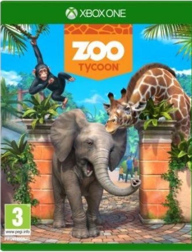 Zoo Tycoon Xbox One - Digital Code (Cdkeys)