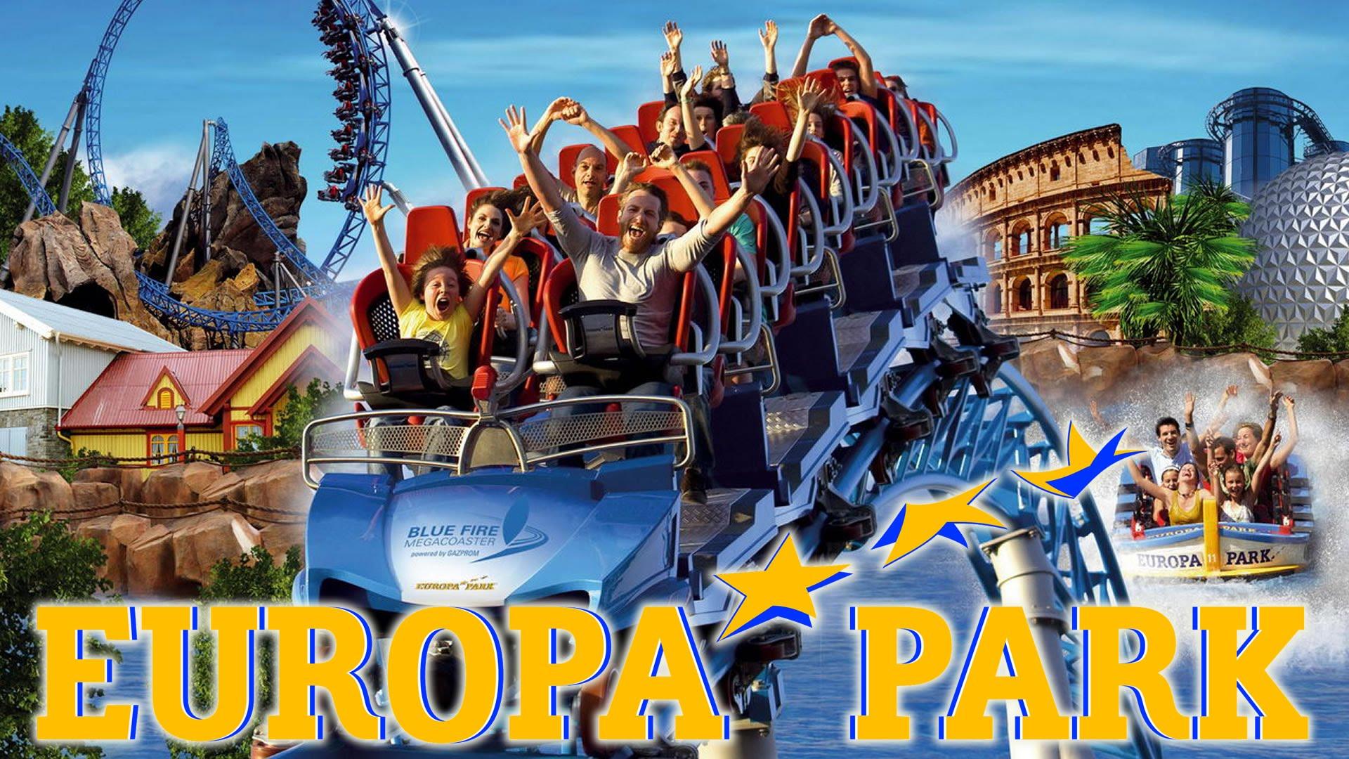 Europa Park Tageskarte für 39€ anstatt 44,50€