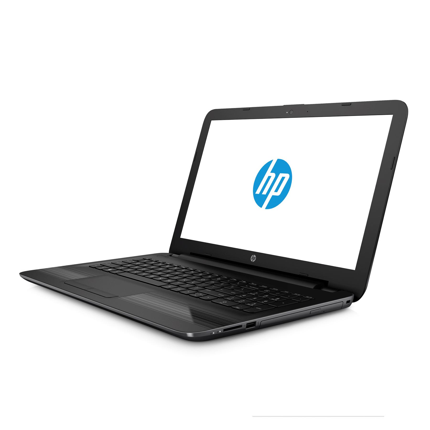 "[notebooksbilliger.de] HP 15-ba043ng Laptop - AMD Quad-Core A6-7310, 4GB DDR3L, 128GB SSD, 15,6"" HD Display, DVD-RW, FreeDOS 2.0 - 222 Euro"