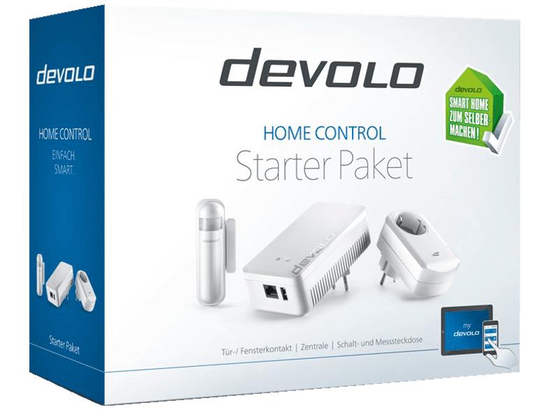 [MediaMarkt Online] DEVOLO 9362 Home Control Starter Paket versandkostenfrei 142€ + weitere Home Control Produkte