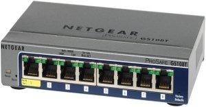 20% Rabatt auf Netgear-Produkte bei [NBB] - z.B. Netgear ProSAFE GS108T-200GES (8-Port Gigabit Switch, managed) für 48,65€