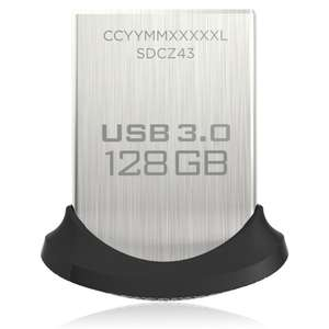 128 GB Usb 3.0 SanDisk UltraFit
