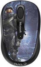 (Digitalo) Microsoft Funk-Maus BlueTrack Wireless Mobile Mouse 3500 Halo Limited Edition: The Master Chief Sc Sc