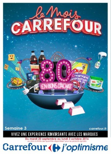 [Grenzgänger FR] Carrefour - Aberlour White Oak