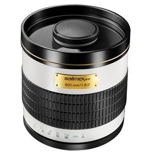 (Amazon.co.uk) Walimex pro 800mm f8.0 DX [Nikon] für 106,14€
