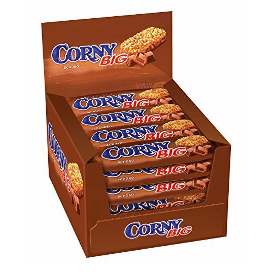 Amazon: Corny Big (24 Stück) für 9,59€