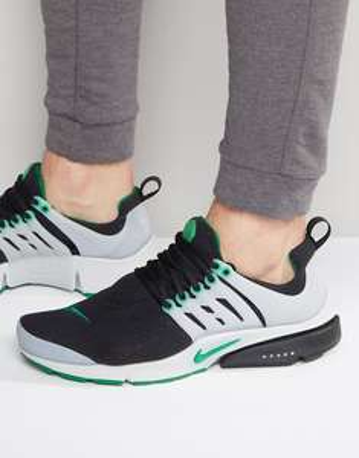 (Asos.com) Nike Air Presto Essential - 3 Farbkombis - Black White Blue ( Alle Größen)