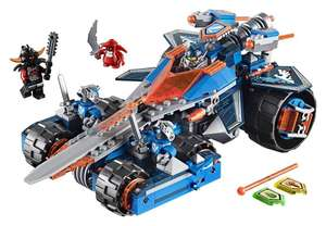 [amazon.co.uk] LEGO Nexo Knights 70315 Clays Klingen-Cruiser für 21,01 € inkl. Versand