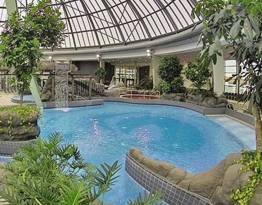 Postreisen: Übernachtung im 4* Mercure Duisburg City Hotel + Eintritt in den Aquapark Oberhausen und Spielcasino Duisburg + Frühstücksbuffet für 24€