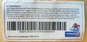 [real] 10fach PayBack Coupon