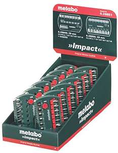 [Amazon.de} Metabo Bit-Box Impact 12 teilig  Display!!!