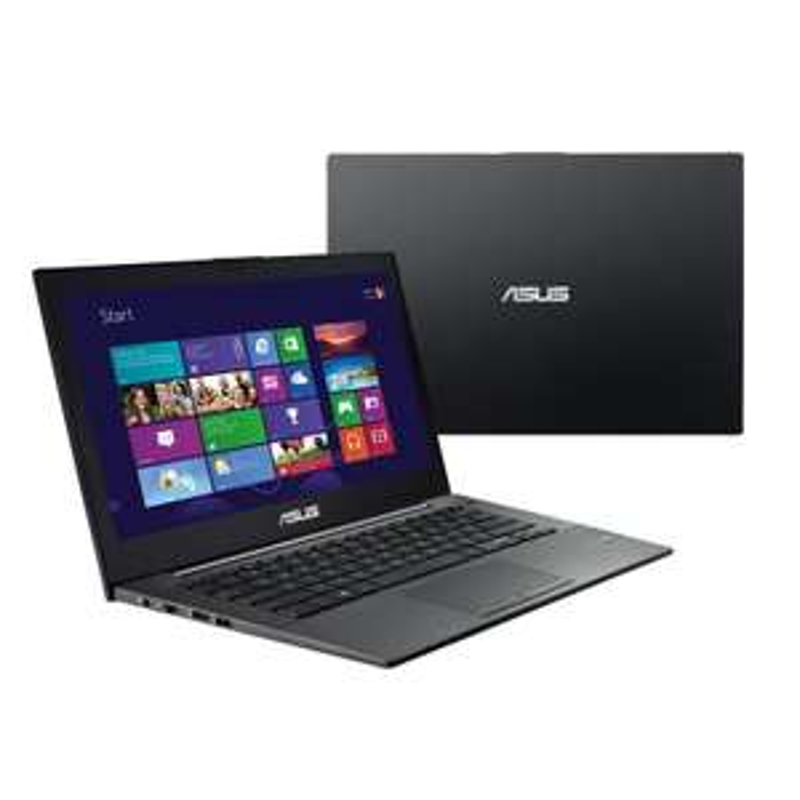 "ASUS BU401LA-FA366G mit Core i5-4200U, 14"" Full-HD matt, 8GB RAM, 256GB SSD, 1,6kg, beleuchtete Tastatur, Win 7 & 8 Prof"