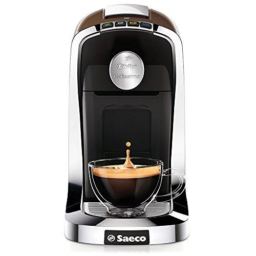 Tchibo Saeco Cafissimo Tuttocaffe Kapselmaschine für Kaffee, Espresso, Caffe Crema, Cioccolato bis 21:30
