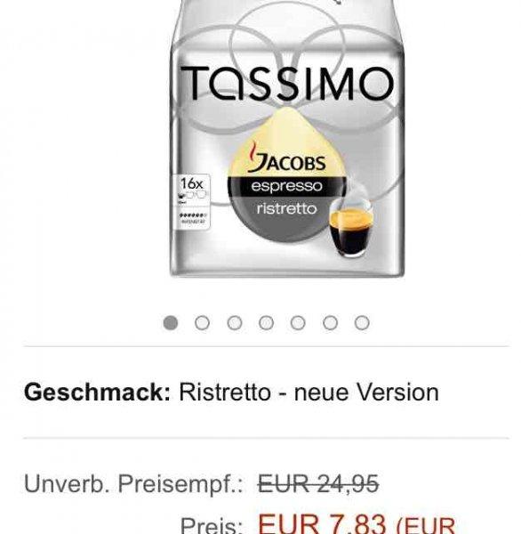 Amazon Preisfehler (?) 5 x 16 Pads Espresso