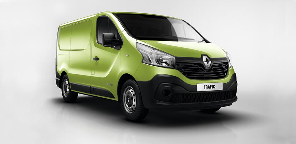 [Gewerbe] Renault Trafic Kasten mit Klima für 134€ (Leasing) bzw. 14465€ (Kauf) netto