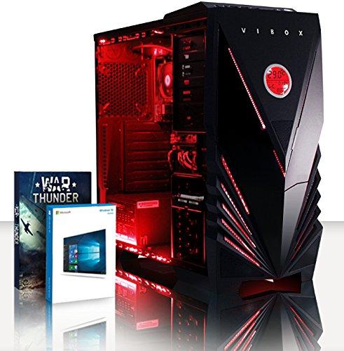 Vibox PC-System A8-7600 R7 | 8GB RAM | 2000GB | WIN 10 Home @Amazon
