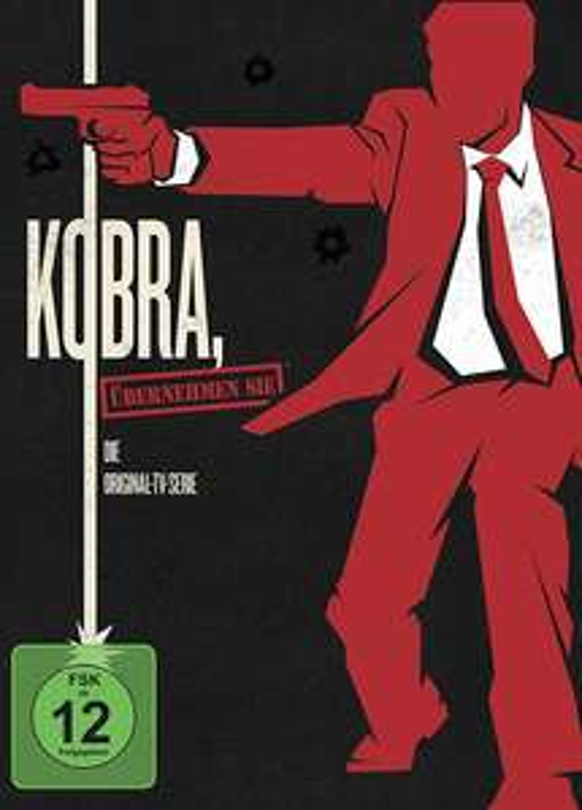 """""""Kobra, übernehmen Sie!"""" - Die komplette Serie (46 DVDs) für 39,97€ [Amazon]"""