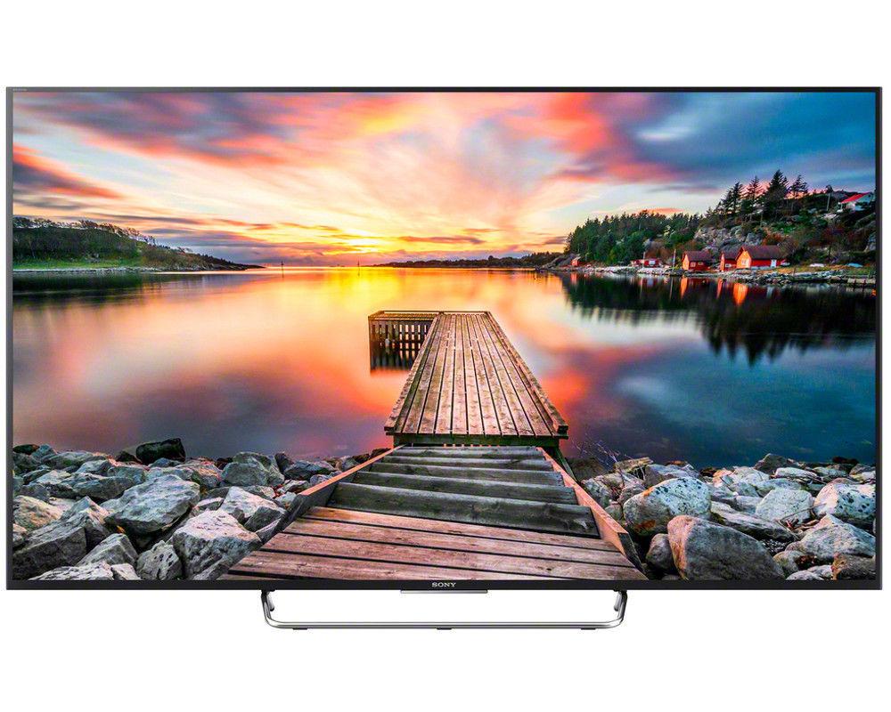 Sony KDL-65W855C - Android Tv (5.0 ) Full-HD, 3D, 4x HDMI, DVB-T2 (HEVC/H.265) PVG ( Idealo : 1.474,89 € )