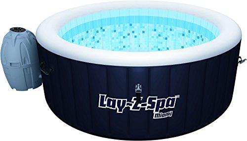 Bestway WhirlPool Lay-Z-Spa Miami, 180 x 66 cm - Amazon.de