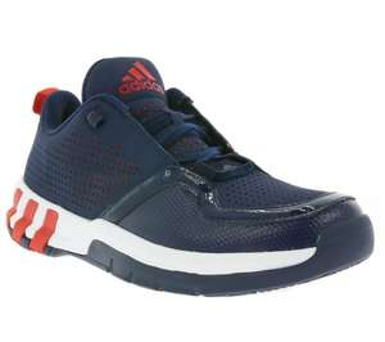 (Outlet46) adidas Performance Post Up 2 Herren Basketballschuhe Blau D69538