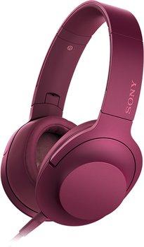 [Medimax eBay] Kopfhörer Sony MDR-100AAP (bordeaux-pink)