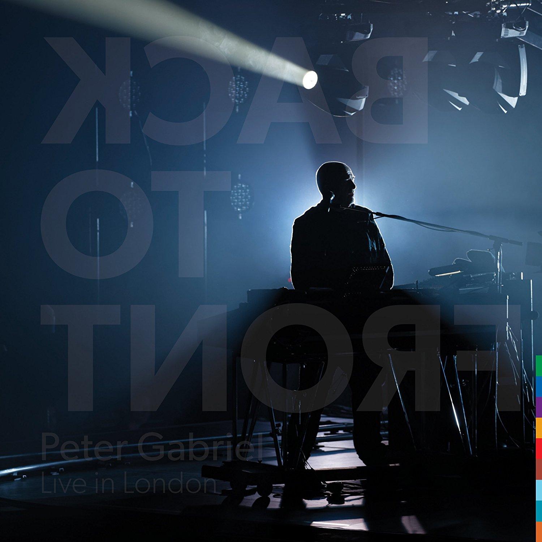 Peter Gabriel - Back to Front (2 Discs, + 2 Audio-CDs) (Blu-ray Disc) bei müller (Filialabholung)