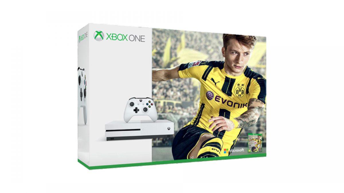 [Schweiz] Offline Interdiscount Xbox One S Fifa17 Bundle + 2. Controller