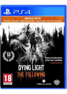 [base.com] Dying Light: The Following - Enhanced Edition (PS4)