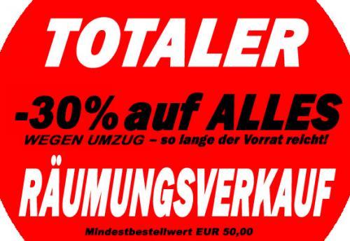 30 % auf alles bei Clemens-Angelshop mit 50 € MBW
