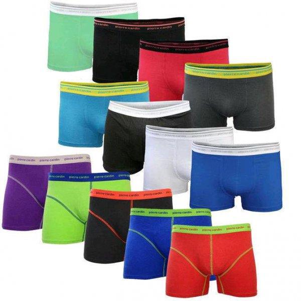 8 x Pierre Cardin Boxershorts