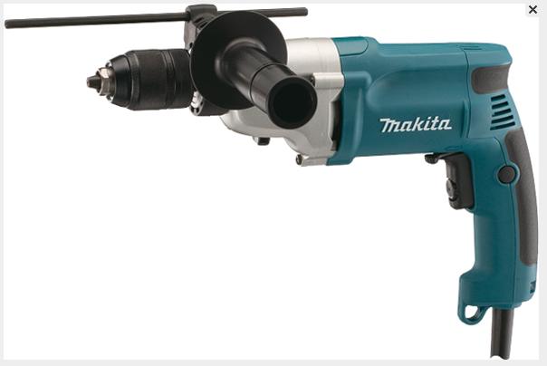 [ebay 15%-Aktion] Makita DP4011J 2-Gang Bohrmaschine