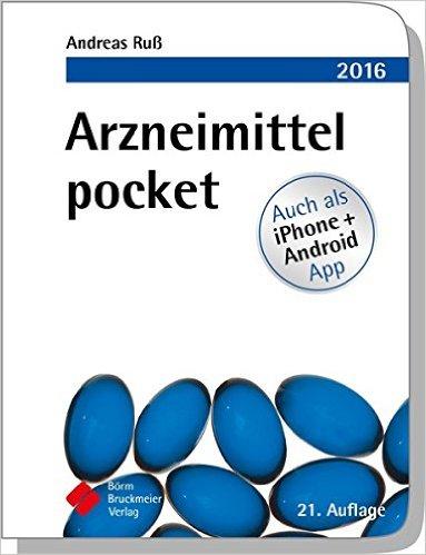 Mediziner: Arzneimittel-Pocket 2016 UMSONST statt 19€