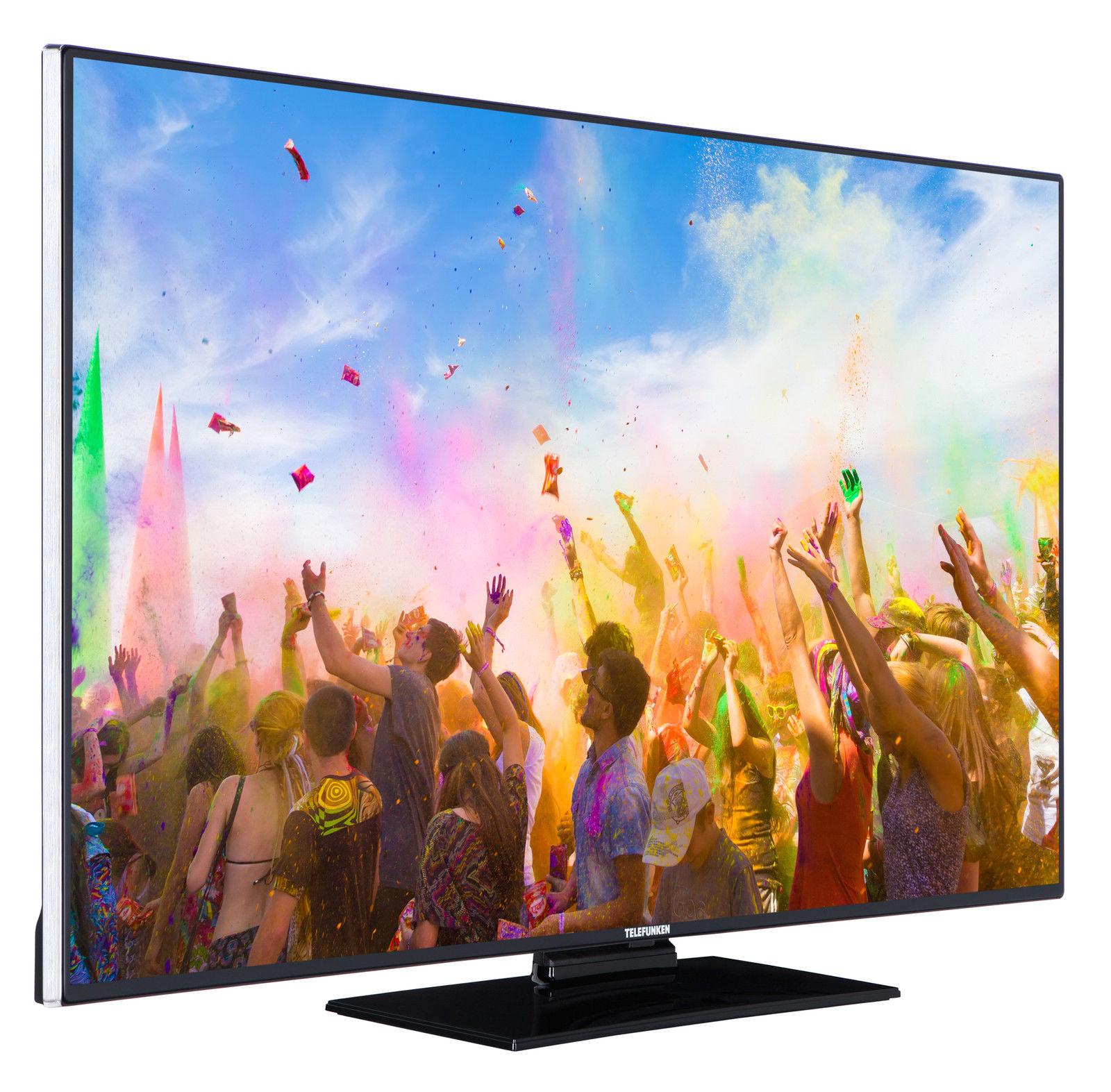 """eBay 15% Aktion: Telefunken L48F249N3C-3D LED Fernseher 48"""" Zoll TV Full HD @340 Euro inkl. Versand"""