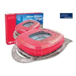 3D Stadion-Puzzle Allianz Arena München bei Filialabholung für 19€