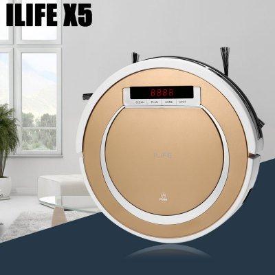[Gearbest] ILIFE x5-Saug- und Wischroboter inkl. virtueller Wand und Versand für 112€