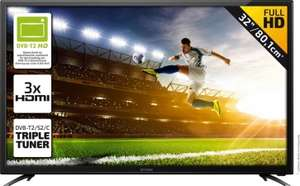 [digitalo.de] Dyon Movie 32 TV (32 Zoll Full HD Triple Tuner mit DVB-T2) für 161,00€