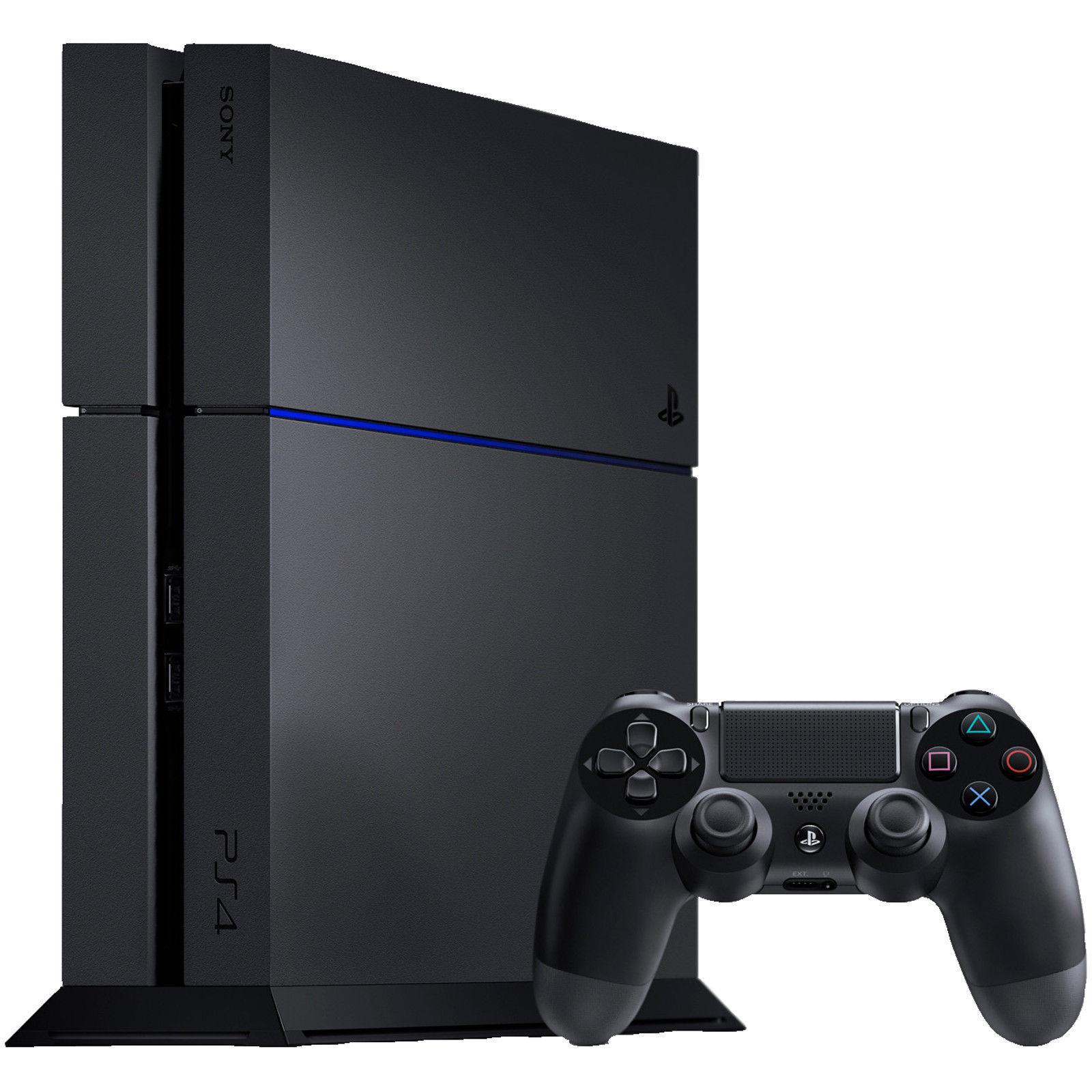 SONY PlayStation 4 Konsole CUH-1216B 1TB Schwarz [EBAY]