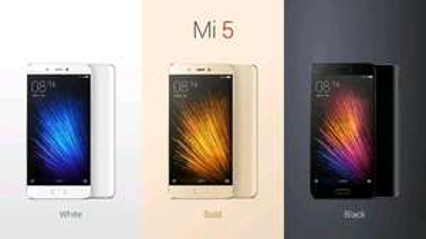 Xiaomi Mi 5, bei gearbest 32GB