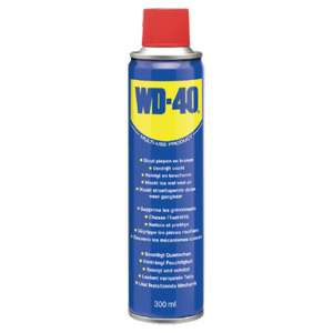 [ Action ] WD-40 Multifunktionsöl