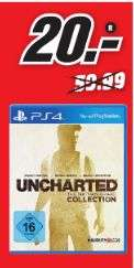 [Lokal Mediamarkt Neunkirchen] Uncharted - The Nathan Drake Collection (PS4) für 20,-€