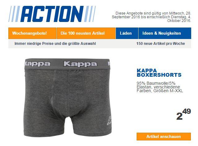 KAPPA BOXERSHORTS