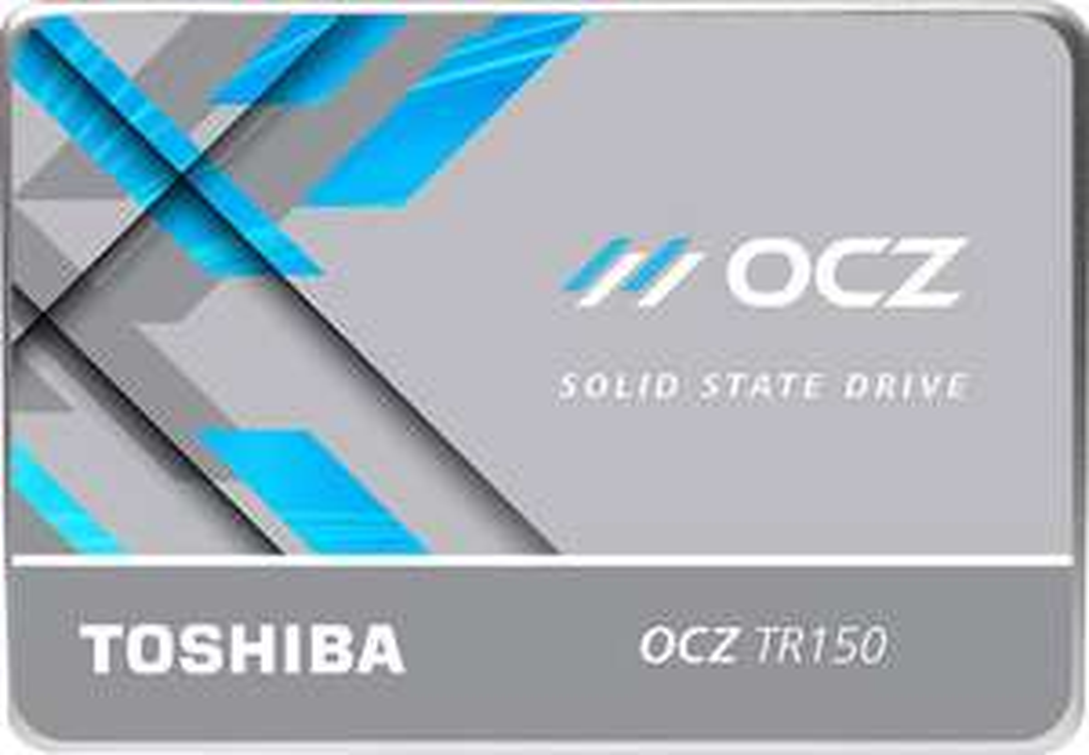 OCZ Trion 150 SSD mit 240GB (inkl. 3jähriger Toshiba-Advanced-Garantie) für 52,99€ [Conrad]