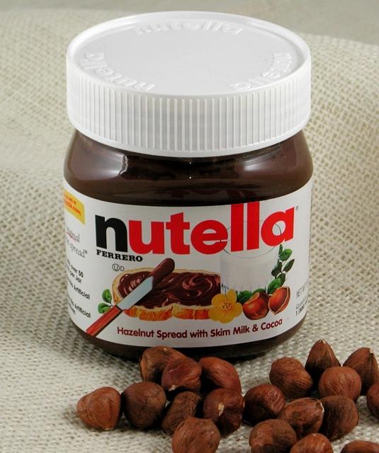 [HH REWE im W1] Nutella 450g