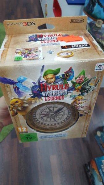 [Saturn Berlin-Steglitz] Hyrule Warriors Special Edition für Nintento 3DS