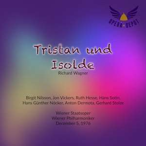[Opera Depot] Wagners Tristan und Isolde als Gratis-Download