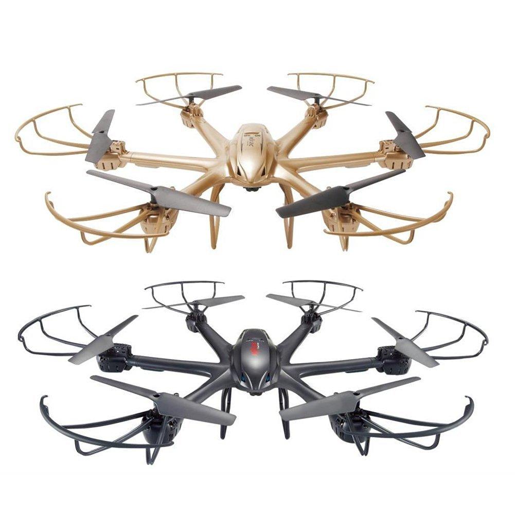 MJX X401H RC Quadcopter, X601 RC Hexacopter und RC X101 für je 57,99€