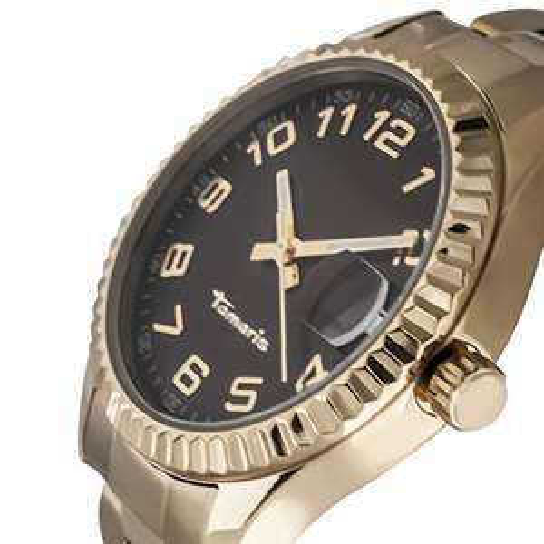 Tamaris Damen-Armband Uhr Debby Mineralglas @AmazonPRIME