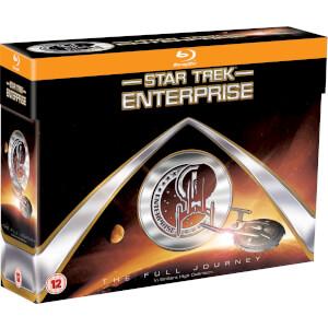 Star Trek: Enterprise Box Set Blu-ray Alle Staffeln (1-4) bei [zavvi] für 41,99€